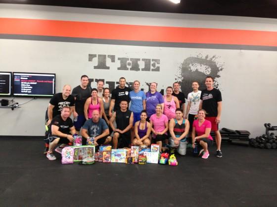 community our gym